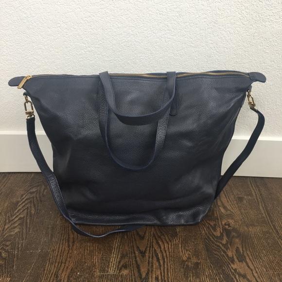 2b5cc038b Cuyana Handbags - Cuyana Oversized Carryall Tote